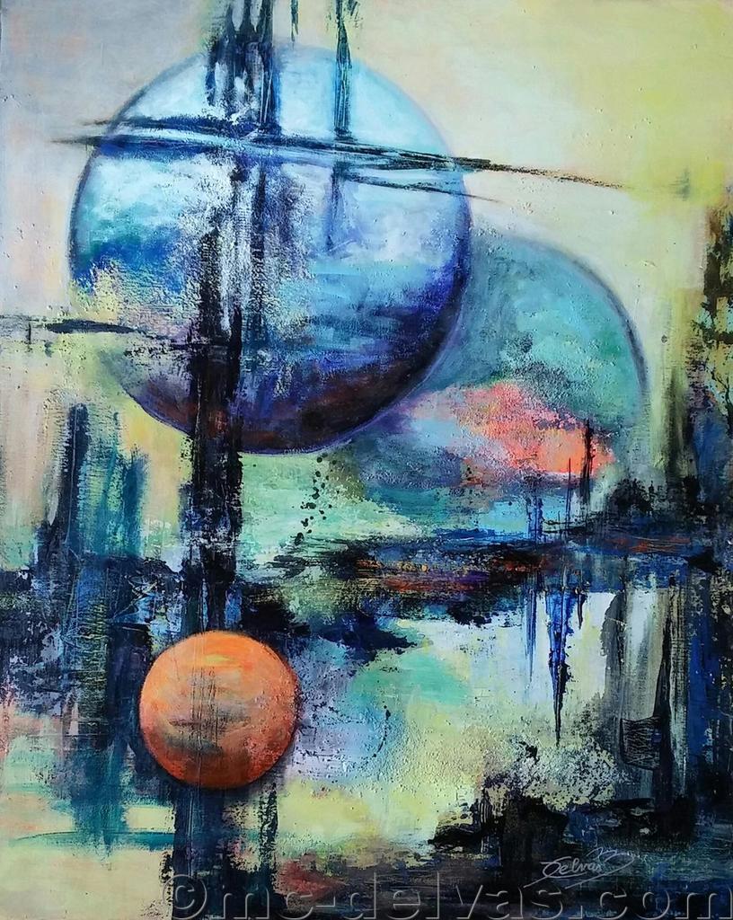 Autre Monde  (65x81)