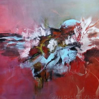 Eclosion  (90x70)